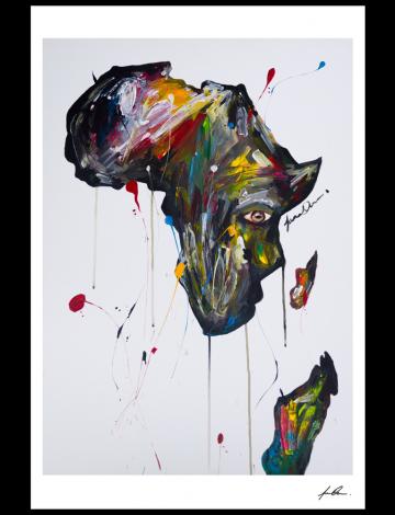 Weeping Africa